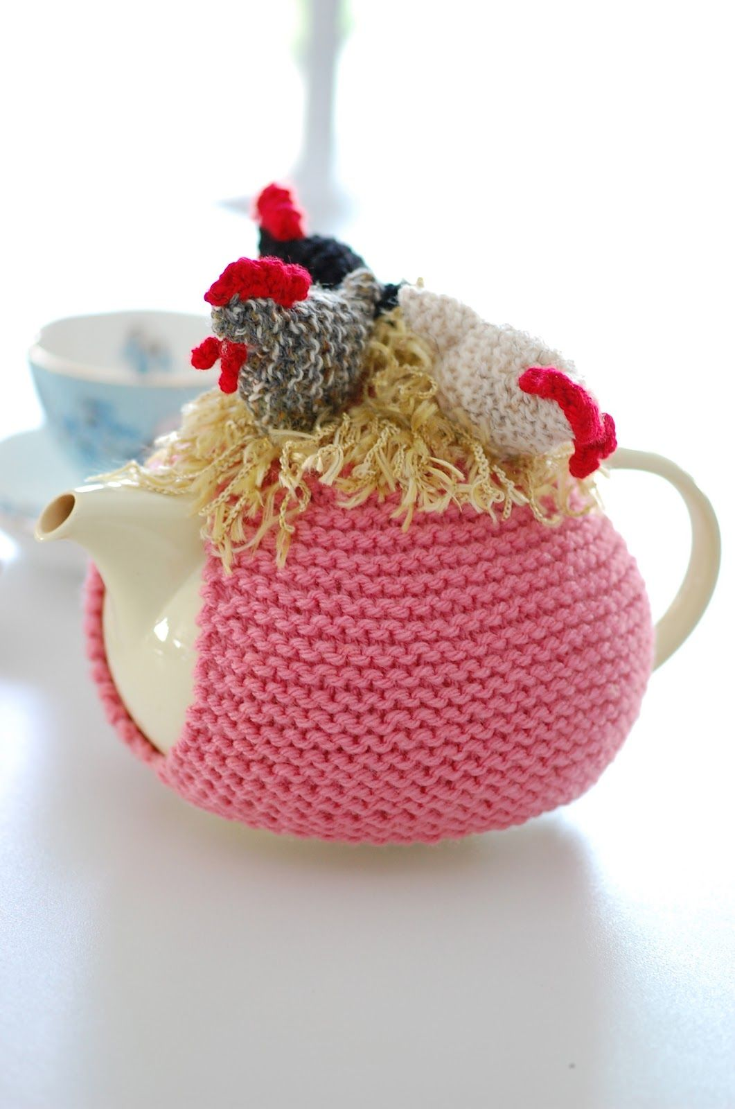 crochet tea cosy tutorial