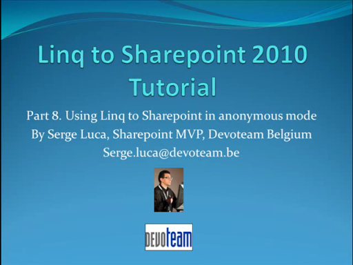 sharepoint web parts tutorial