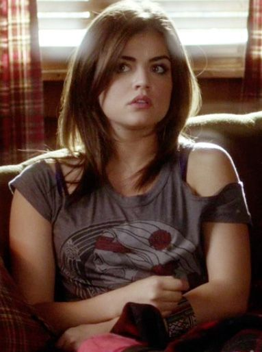 aria montgomery makeup and hair tutorial