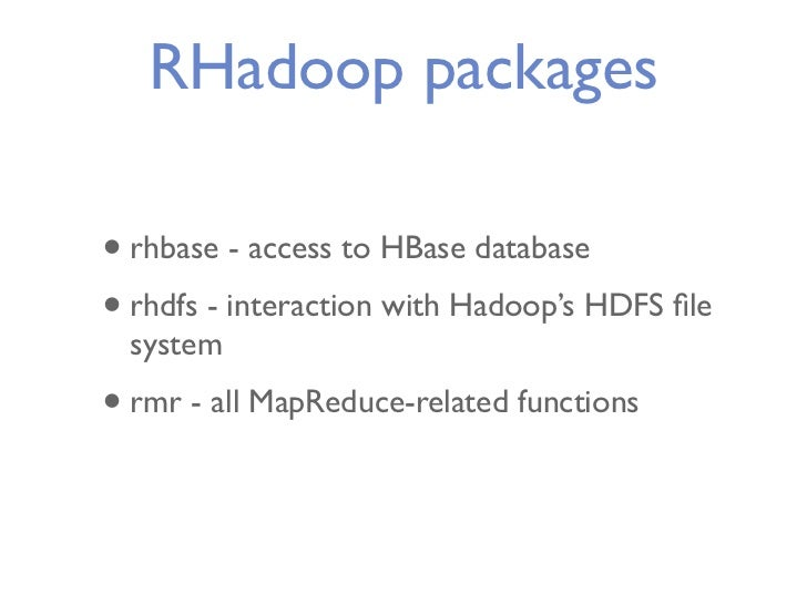 hadoop getting started tutorial