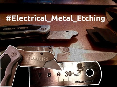 titanium electric guitar tutorial
