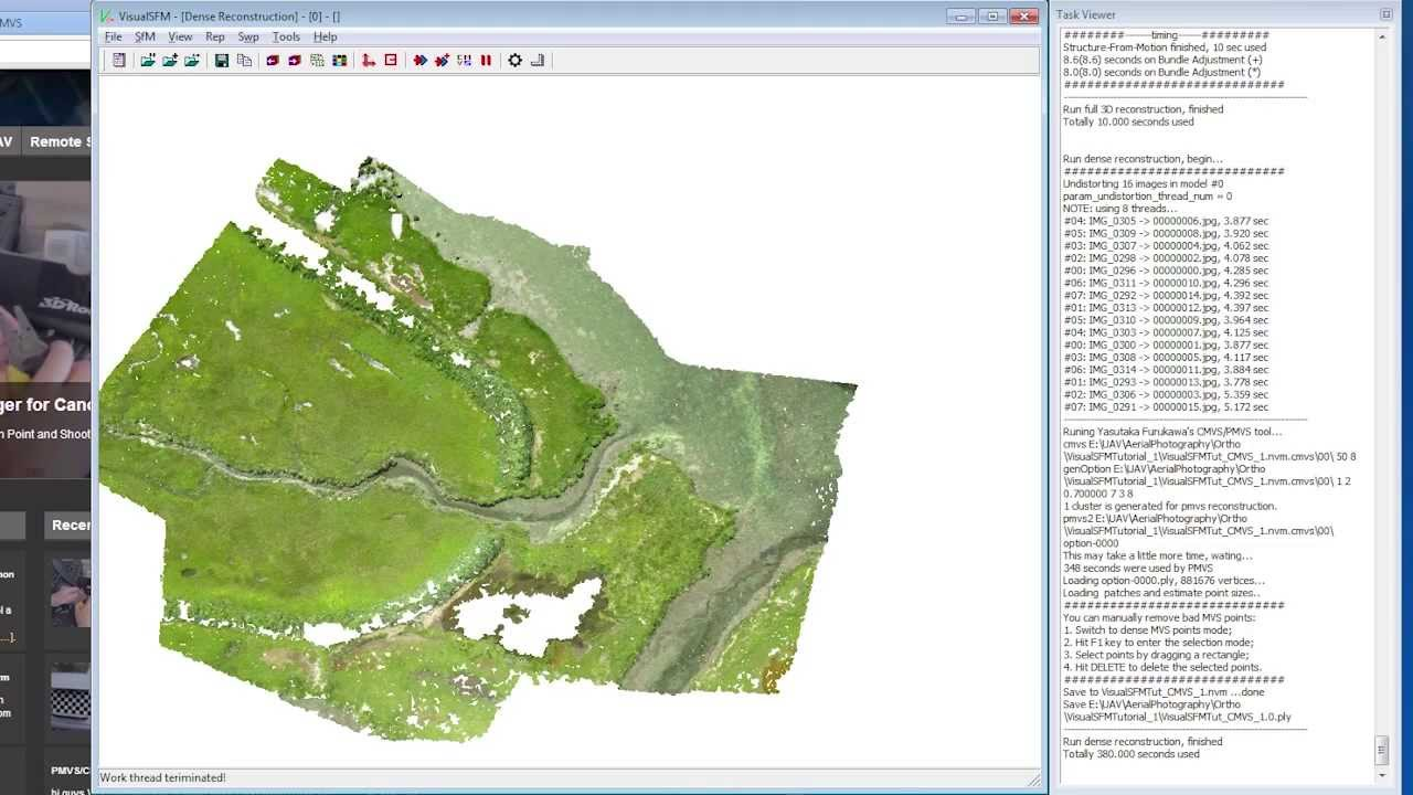 drone 2 map tutorial