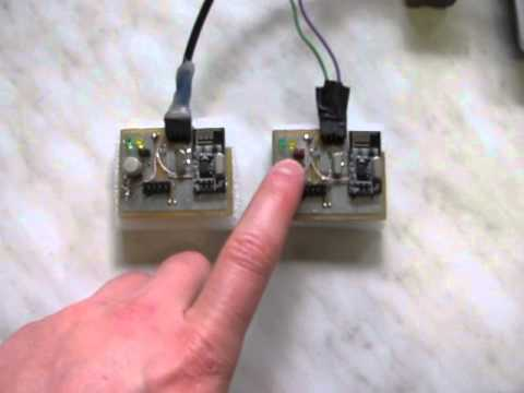 arduino rf transceiver tutorial