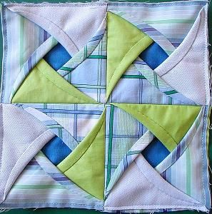 cathedral window patchwork tutorial