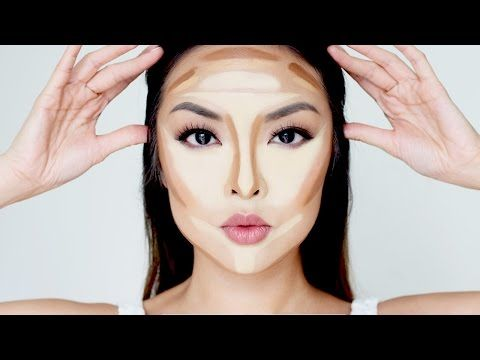 contouring tutorial for round face