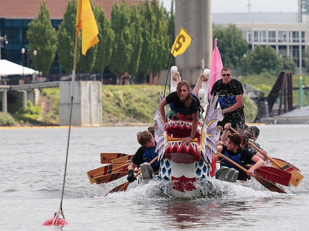dragon boat paddling tutorial