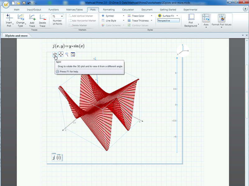 mathcad prime 3.1 tutorial