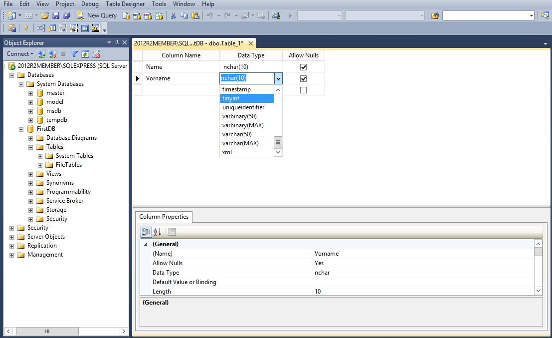 sql management studio 2014 tutorial