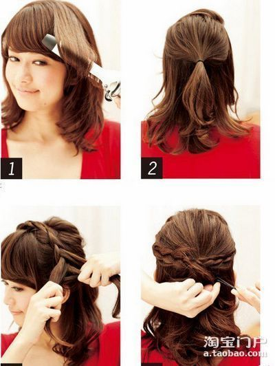traditional chinese hairstyles tutorial